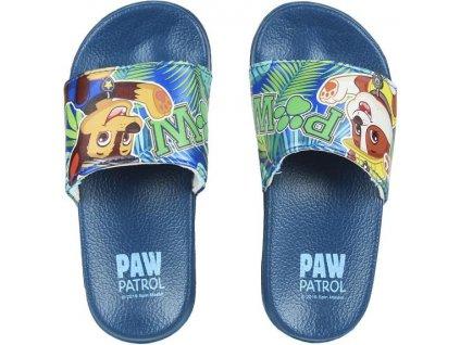 Pantofle sandály Tlapková Patrola