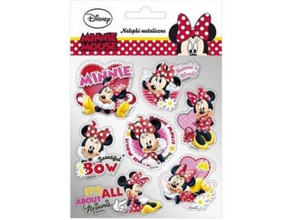 Dětské Samolepky Minnie Mouse
