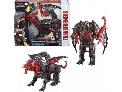 Transformers Turbo changer Dragonstorm