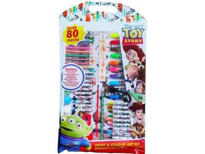 Kreslící kreativní a zábavní sada Toy Story