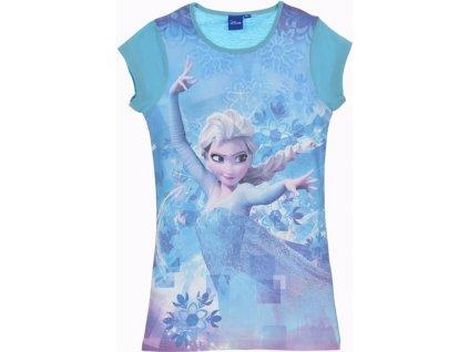 Dívčí noční košile pyžamo Frozen