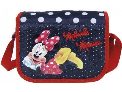 43730 kabelka taska pres rameno minnie mouse 22x17 cm