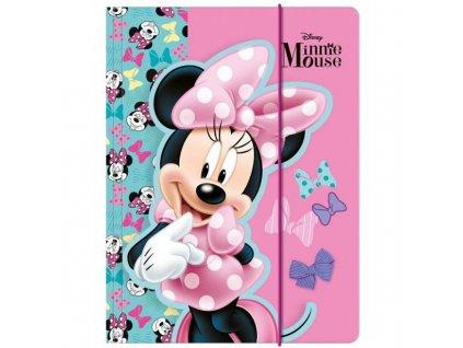 Desky na sešity Minnie Mouse