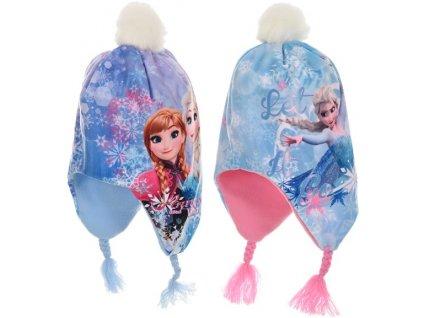 Kulich čepice Frozen