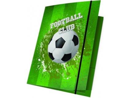 Desky na sešity Fotbal
