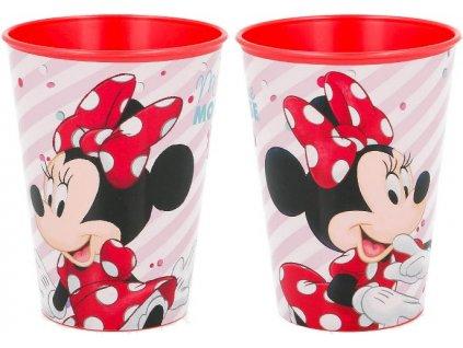 Plastový kelímek Minnie Mouse