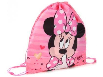 Sáček batůžek Minnie Mouse