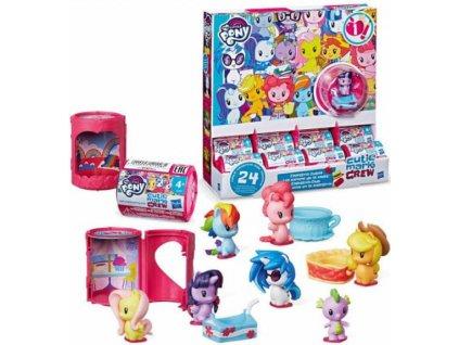 My Little Pony Cutie Mark Crew - kapsle s překvapením