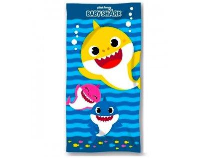 Osuška ručník Baby Shark