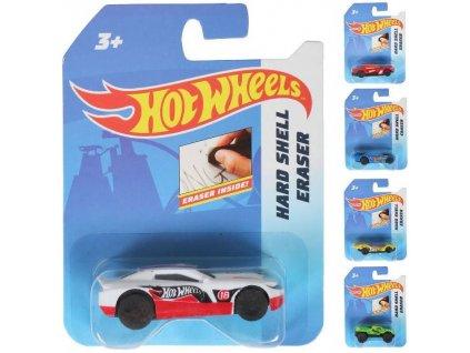 Hot Wheels guma na gumování