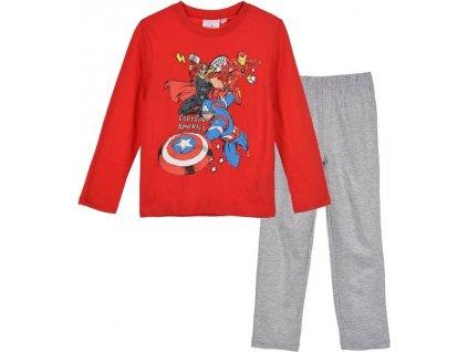Dětské pyžamo Avengers Captain America