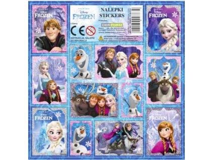 Samolepky Frozen 2