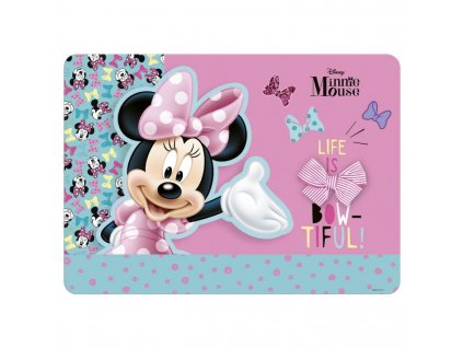 Prostírání Minnie Mouse
