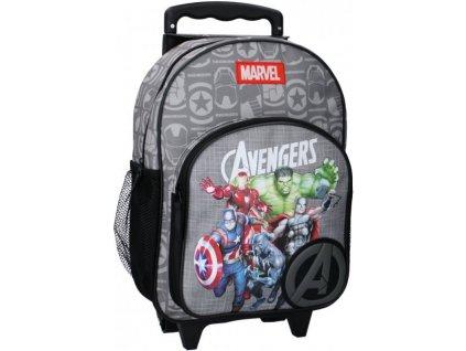 Batoh na kolečkách Avengers