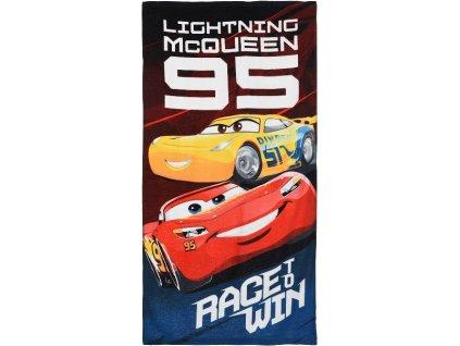 Osuška ručník Cars