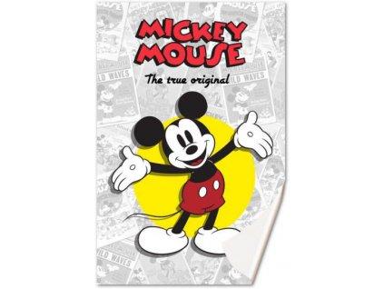 Fleece deka Mickey Mouse