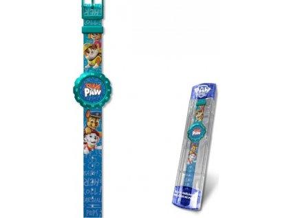 Analogové hodinky Paw Patrol