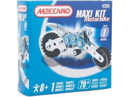 Stavebnice Meccano Maxi Kit Motorka