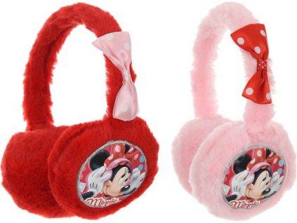 Klapky na uši Minnie Mouse