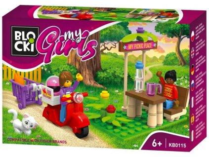 Stavebnice Lego Friends Letní piknik