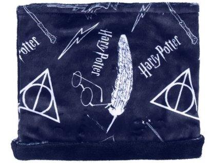 Šála nákrčník Harry Potter