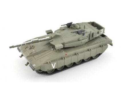 Model Tank Merkava Mk 3 kovový