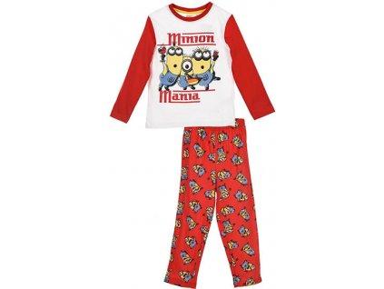 Dětské pyžamo Mimoni