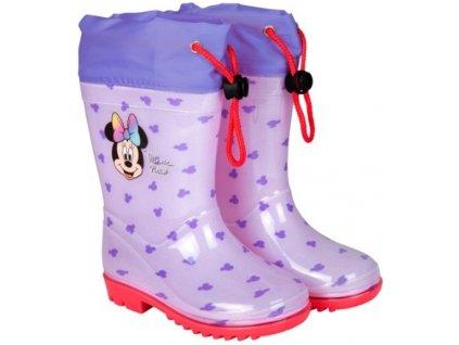 Holínky Minnie Mouse