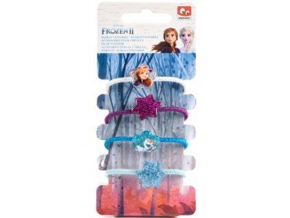 Gumičky Frozen 2 Ledové království sada 4ks