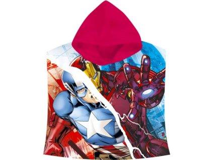 Pončo Avengers
