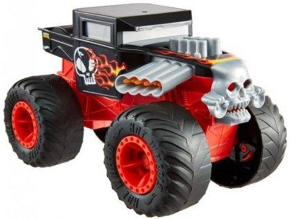 Hot Wheels Monster Trucks Double Troubles Bone Shaker