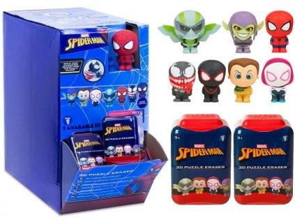 Spiderman figurky - krabička s překvapením