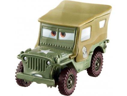 Cars autíčko Sarge