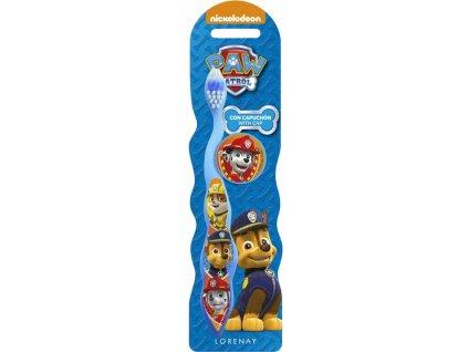 zubní kartáček Paw Patrol