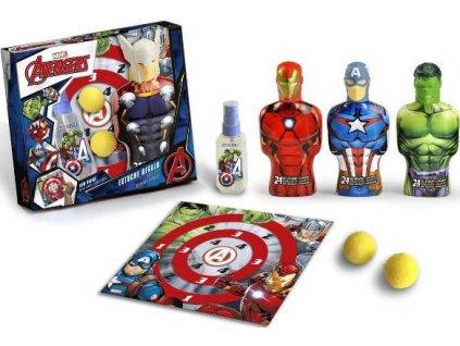 Kosmetická sada Avengers