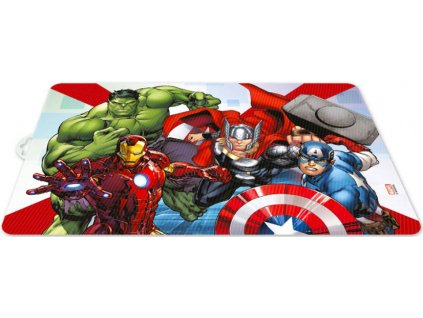 Prostírání Avengers
