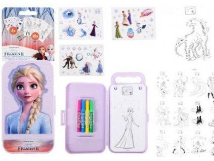 Kreativní zábavní box Frozen 2 Ledové království