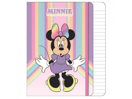 Sešit A5 Minnie Mouse