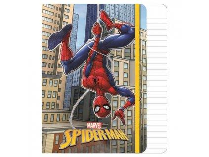 Sešit A5 Spiderman