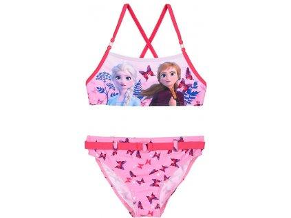 Dívčí plavky bikiny Frozen