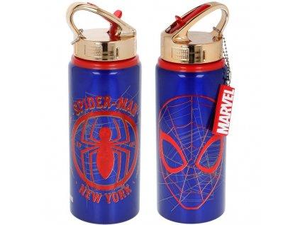 ALU láhev na pití Spiderman