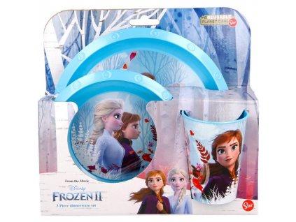 Jídelní sada Frozen