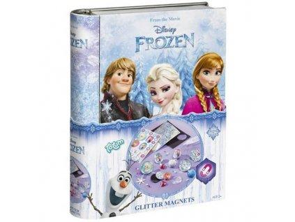Kreativní sada Frozen - vyrob si magnety