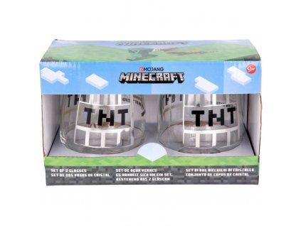 Skleničky Minecraft