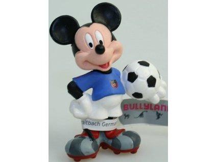 Bullyland Mickey Mouse fotbalista Itálie