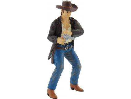 Bullyland Kovboj s revolverem