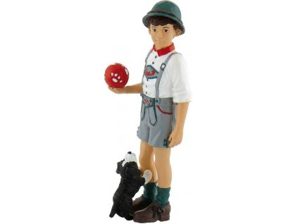 Bullyland Farmářský chlapec Paul