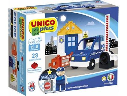 Stavebnice Lego Duplo Policejní stanice