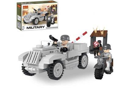 Lego WW2 Mercedes 170VK