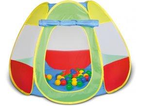 Dětský hrací stan bazén